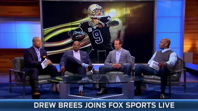 News video: Brees on Sproles' exit, Manziel's draft stock